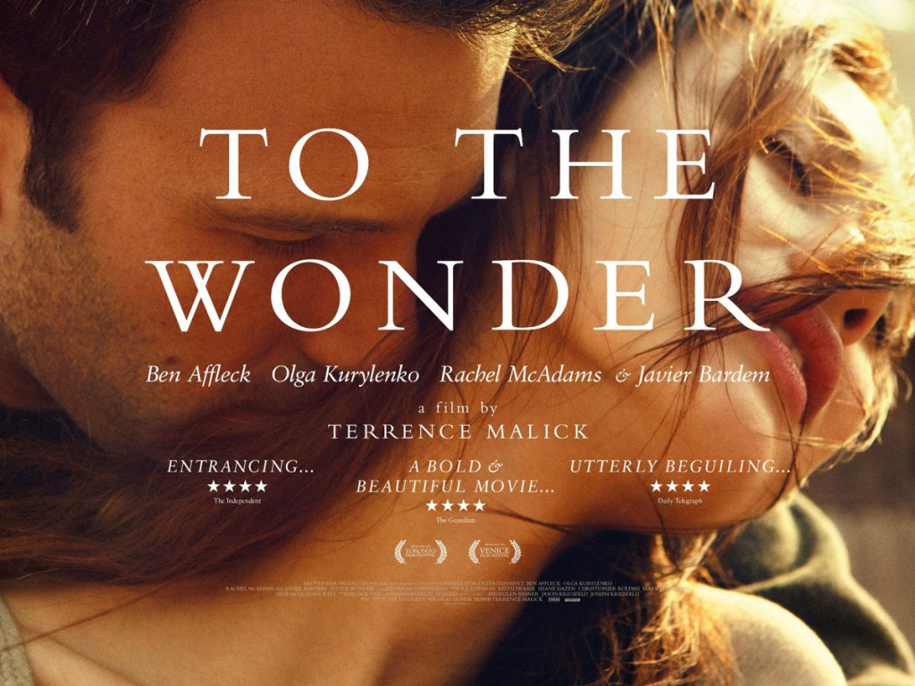 To the Wonder Malick